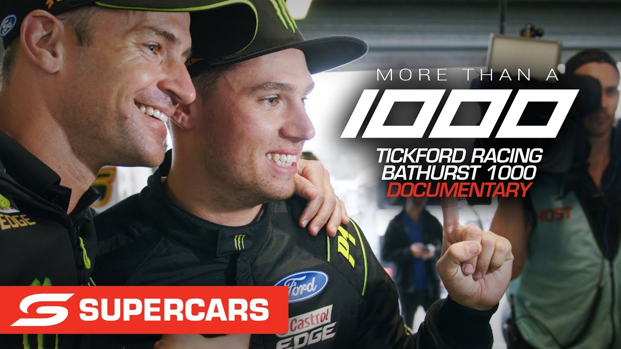More Than A 1000 - Inside the Bathurst 1000 with Tickford Racing [FULL DOCUMENTARY] | Supercars 2021