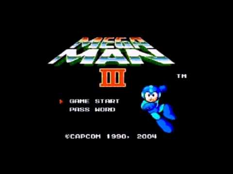 [OC ReMix] MegaMan 3: Passing the blue crown (HalfDone Remix) [Rytmik Rock Editiond by