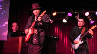 """RONNIE EARL """"Blues For J"""" 2-21-14"""