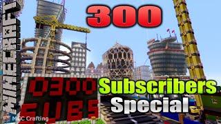 300 SUBS SPECIAL: Night Shift Home From Work. Minecraft PS3/PS4/XBOX/CONSOLE