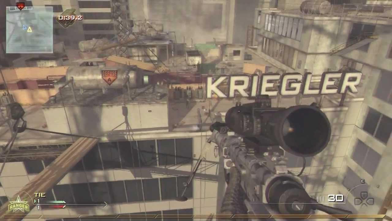 what is the denier challenge mw2