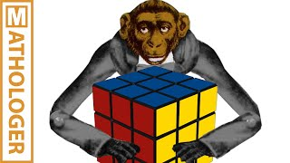 What's the Monkey number of the Rubik's cube?