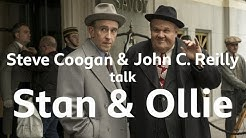 Steve Coogan & John C  Reilly interviewed by Simon Mayo
