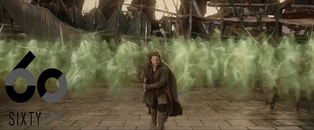 Download [60FPS] Lord of the Rings Ghost Army Scene 60FPS HFR HD