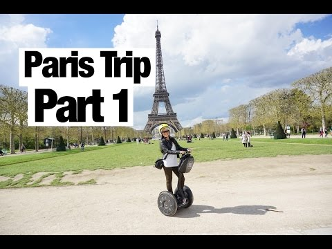 GERMANY & PARIS TRIP| ALL MY STUFF GOT STOLEN!