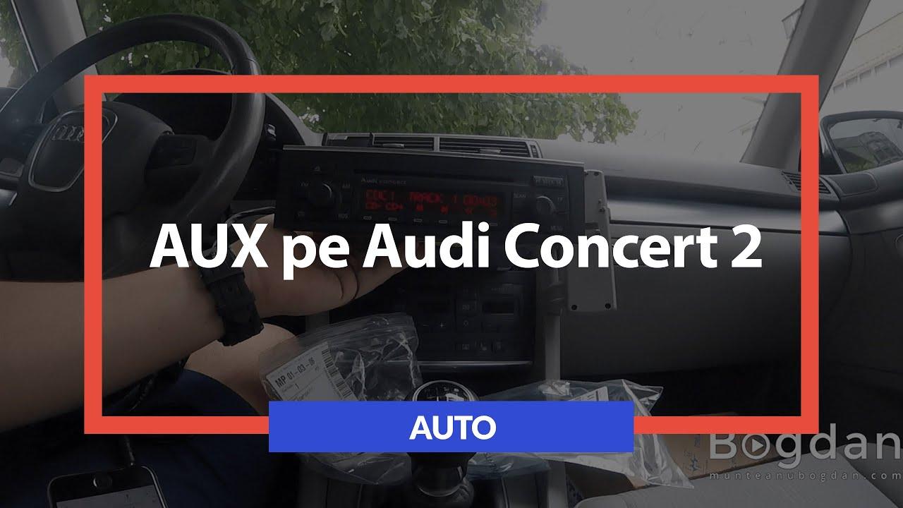 Aux Audi Concert Youtube