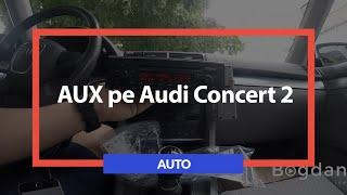 Aux Audi Concert