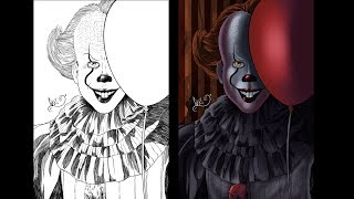 Drawing/Painting IT Pennywise