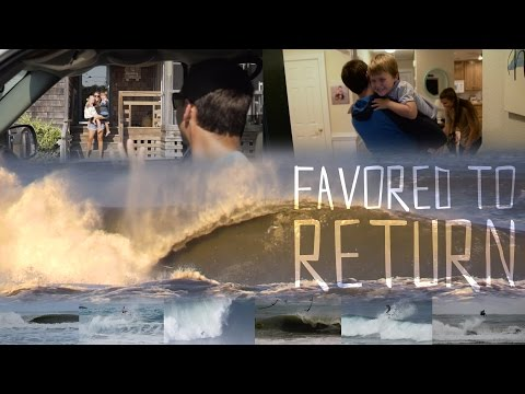 Surf Video Favored to Return with Brett Barley Outer Banks Tube Lord
