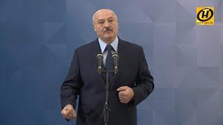 Лукашенко Коронавирус закончится а экономика в мире рухнула Надо пережить достойно