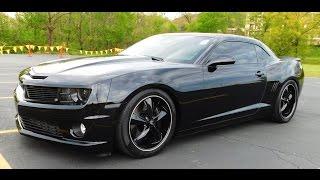 2010 Chevrolet Camaro SS Videos