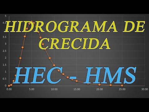 Como elaborar hidrogramas de crecida con HEC-HMS