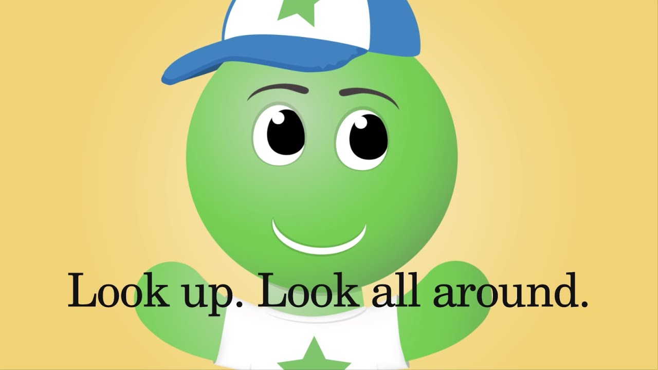 Look Song - Sight Word Song Music Video - YouTube