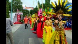 Karnaval Purwoharjo SMP Banywangi yang Meriah dan Elegan