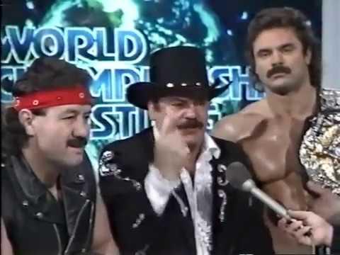 NWA World Championship Wrestling 2/28/87