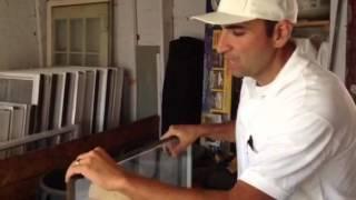 How Fix Gl Vinyl Replacement Window How Repair Gl