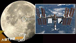 Czy Międzynarodowa Stacja Kosmiczna jest w stanie polecieć na Księżyc? - AstroFon