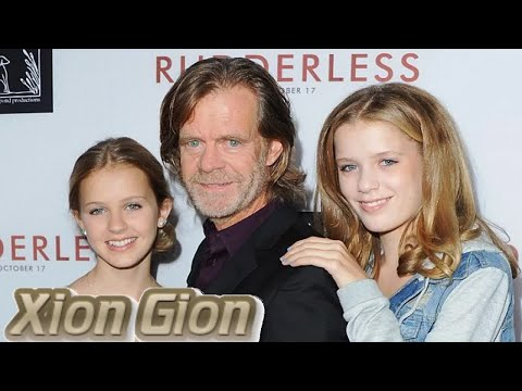 William H Macy wants his teen daughters 'to have a lot of sex'
