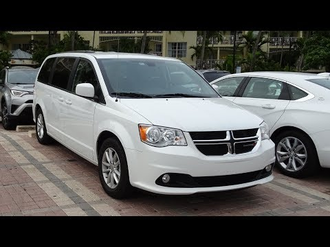 Test Drive: 2019 Dodge Grand Caravan 3.6 V6