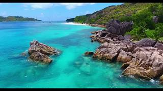 Seychelles - Drone Footage - DJI Phantom 4 - 4K