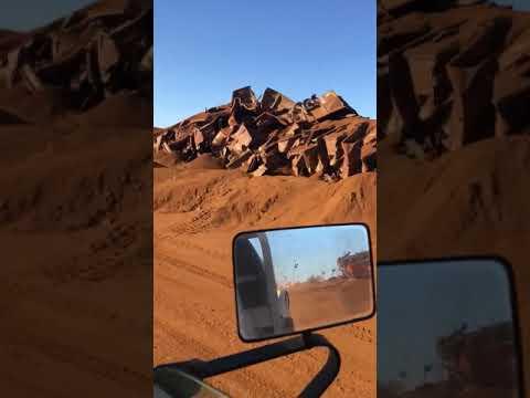 Runaway Train Blazes Through Western Australia For More Than 50