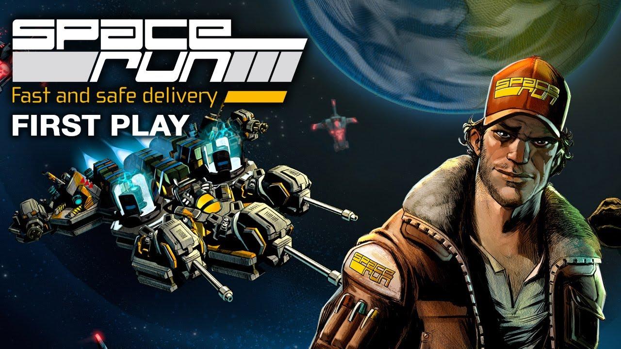First Play: Space Run