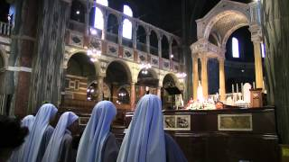 """Pie Jesu"", sung by FSI. Westminster Cathedral. A Day With Mary"
