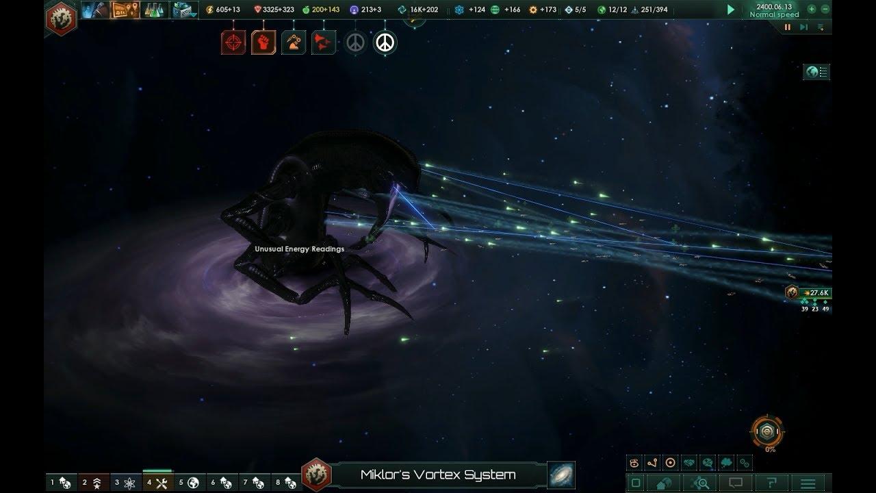 The Unbidden (Stellaris) appear in Warhammer 40K   SpaceBattles Forums