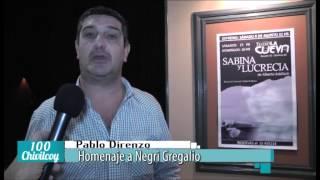 """Pablo Di Renzo """"Sabrina y Lucrecia"""" en el Teatro La Cueva"""