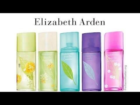 Elizabeth Arden - Green Tea Yuzu Perfume - YouTube