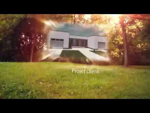 Maison ossature bois : Habitat Vert & Co (fabricant poseur français)