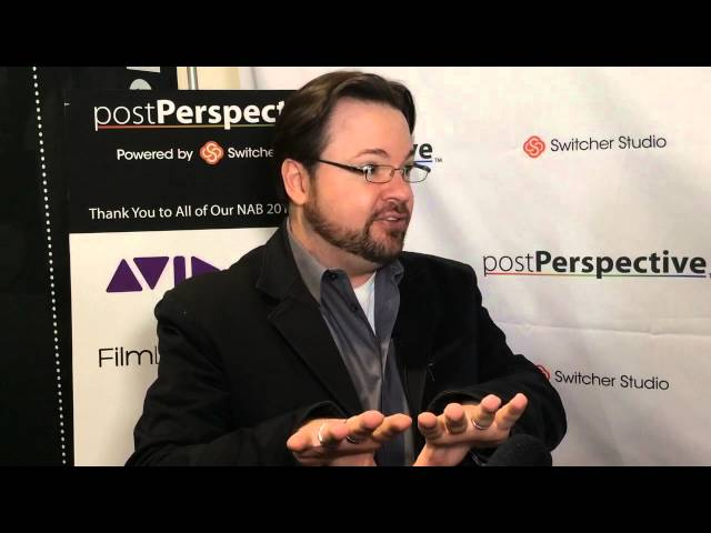 NAB 2016: KeyCode Media's Michael Kammes