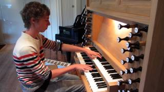 Hope - Yiruma - organ version