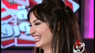 علي الديك في برنامج  ورقة لعب علي قناة الدنيا 2
