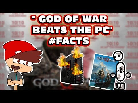 """God Of War Destroys The PC"" According To This Console Peasant"