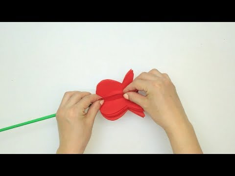 🔴21 Ways To Make Paper Flowers - DIY Paper Craft Flowers Step by Step 🔴