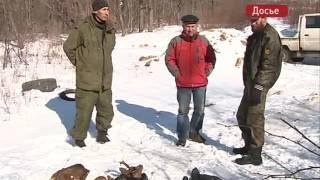 Места обитания диких животных в черте города обследуют оперативные группы Охотнадзора