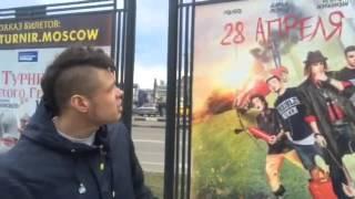 """PUNKGYM Cinema: Кинопросмотр фильма """"Он никогда не умирал"""" с Генри Роллинзом"""