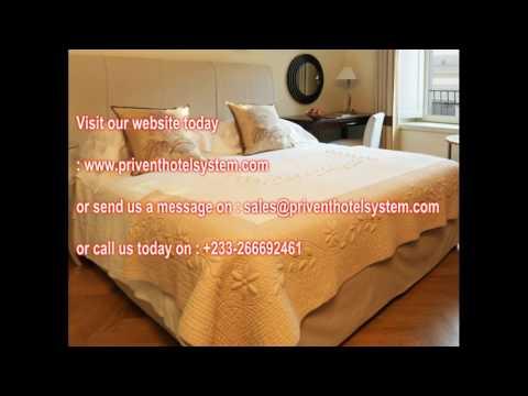 Privent Hotel System PHS - Cloud-base Hotel Property Management Software