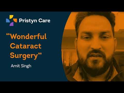 Patient success story   Wonderful Cataract Surgery   Best Cataract Treatment