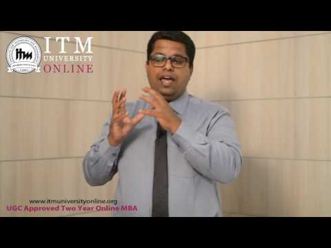 Online MBA Webinar - Constituents of Mutual Fund - ITM University Online