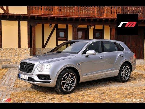 Bentley Bentayga V8 diésel - Prueba revistadelmotor.es