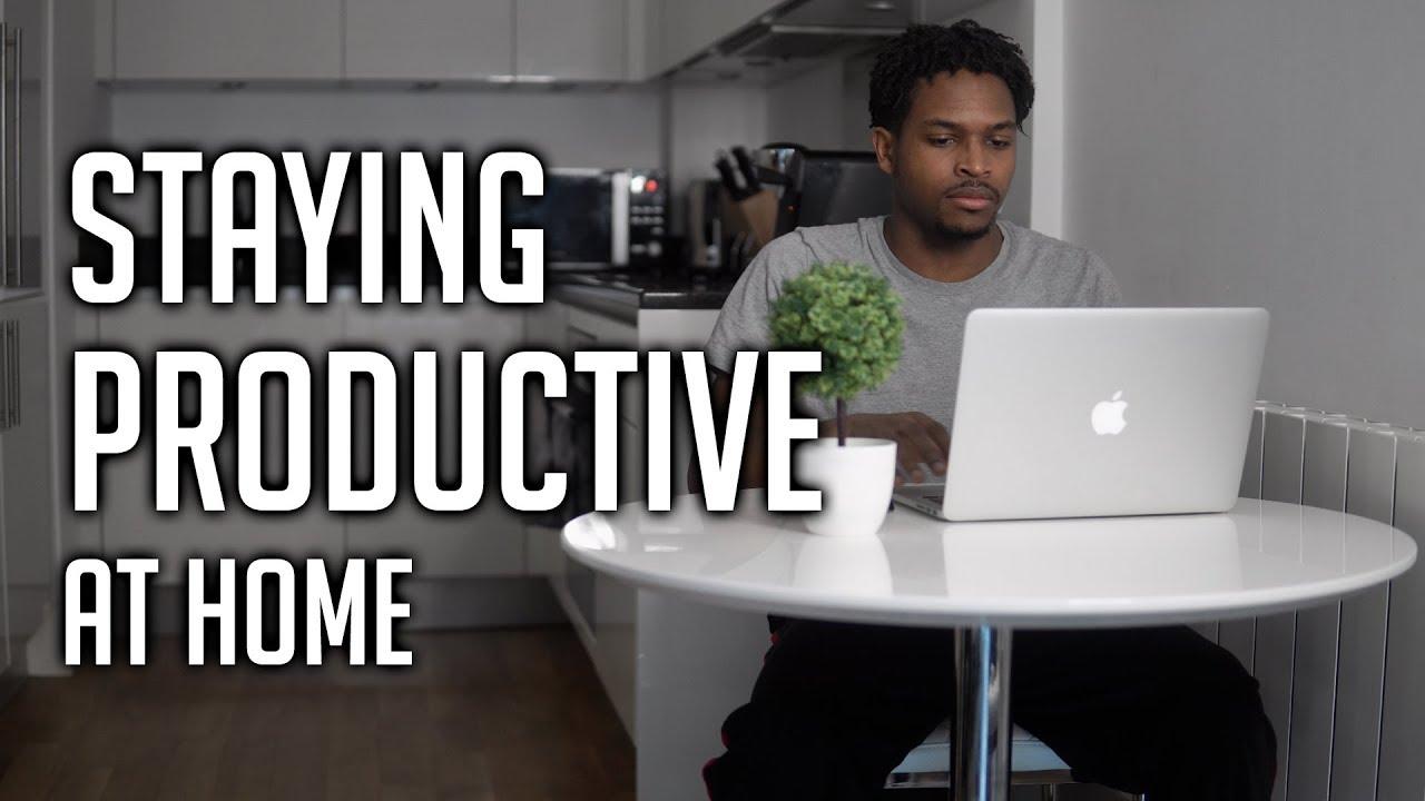 QUARANTINED? DO THIS! - Productivity tips