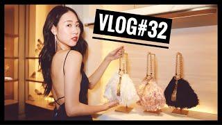 仙女日常vlog#32 購物戰利品/吃鼎泰豐過七夕/深夜短暫的崩潰