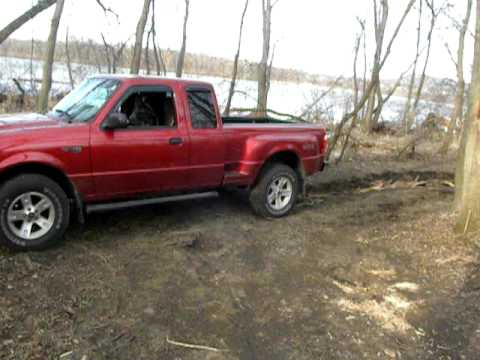 2002 ford ranger off road youtube. Black Bedroom Furniture Sets. Home Design Ideas
