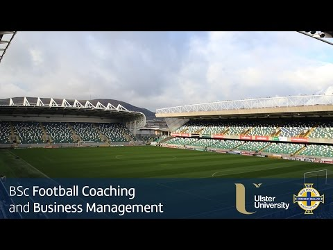 BSc Football Coaching and Business Management (Part Time)
