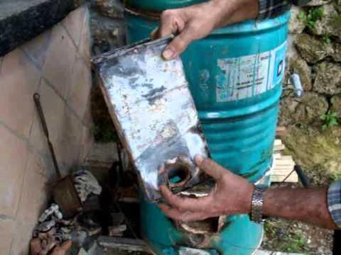Fabricaci n de horno ecol gico para cer mica completo for Ceramica fabricacion