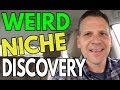 Story about Weird Ecommerce NICHE Market & HUGE Online Business Opportunity
