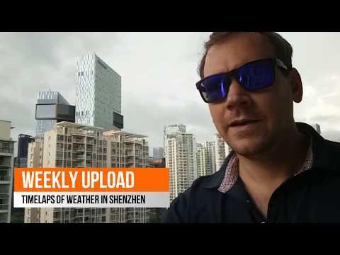 Shenzhen Weather Timelapse