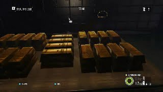 Payday 2  (Xbox 360) | Gold bank heist | F* CLOAKERS!!!!